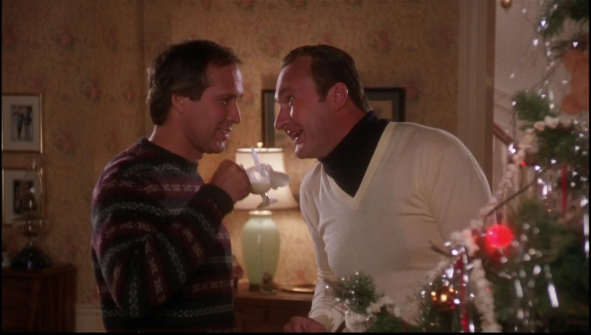Griswold Christmas.Steal His Look Holiday Edition Clark Griswold Style