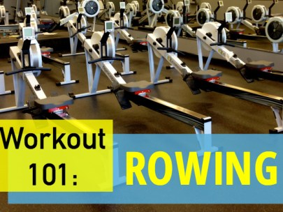 Workout 101: Guys' Guide to Rowing