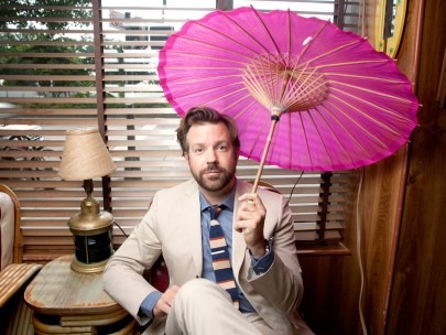 Steal His Look: <br> Jason Sudeikis' Sneaker Style