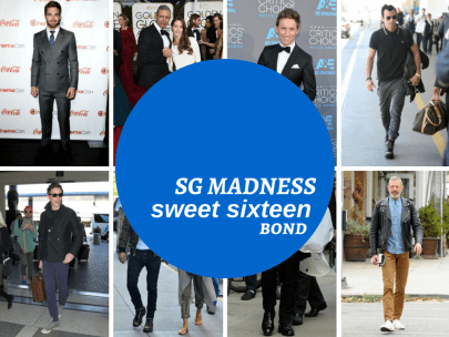 Men's Style Madness: Sweet Sixteen - Bond