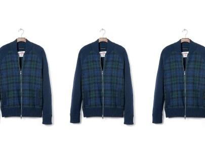 5 Days, 5 Ways: Sweater Jacket