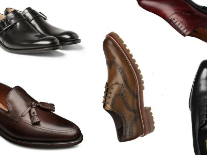 The Ultimate Guide to Men's Dress Shoes
