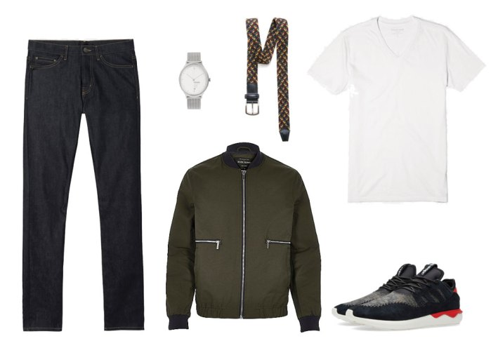 date outfit, bomber, weekend style, adidas