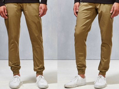 Style Hack: Casual Friday in Drawstring Jogger Pants