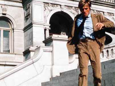 Steal His Look: Robert Redford in All the President's Men