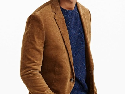 How to Wear Corduroy in More Ways This Winter