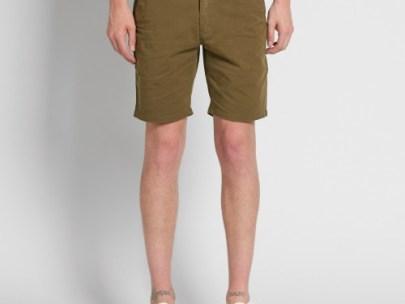5 Days, 5 Ways: Khaki Chino Shorts
