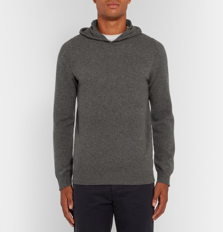 hoodie, aspesi, mr. porter, sweater, layer, elevated