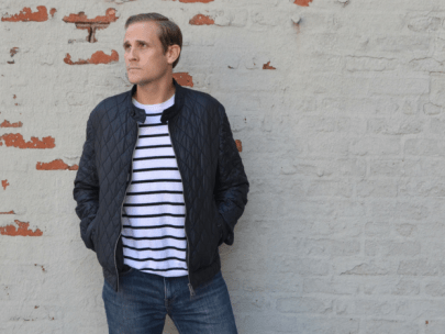 What He Wore: Matt Scanlan of Naadam Cashmere