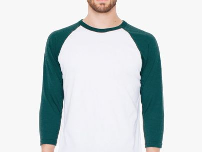How to Wear a Raglan Tee Off the Baseball Field