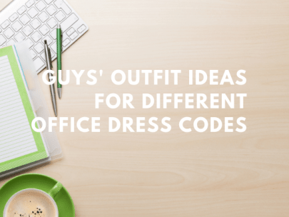 Guys' Office Style for Every Dress Code