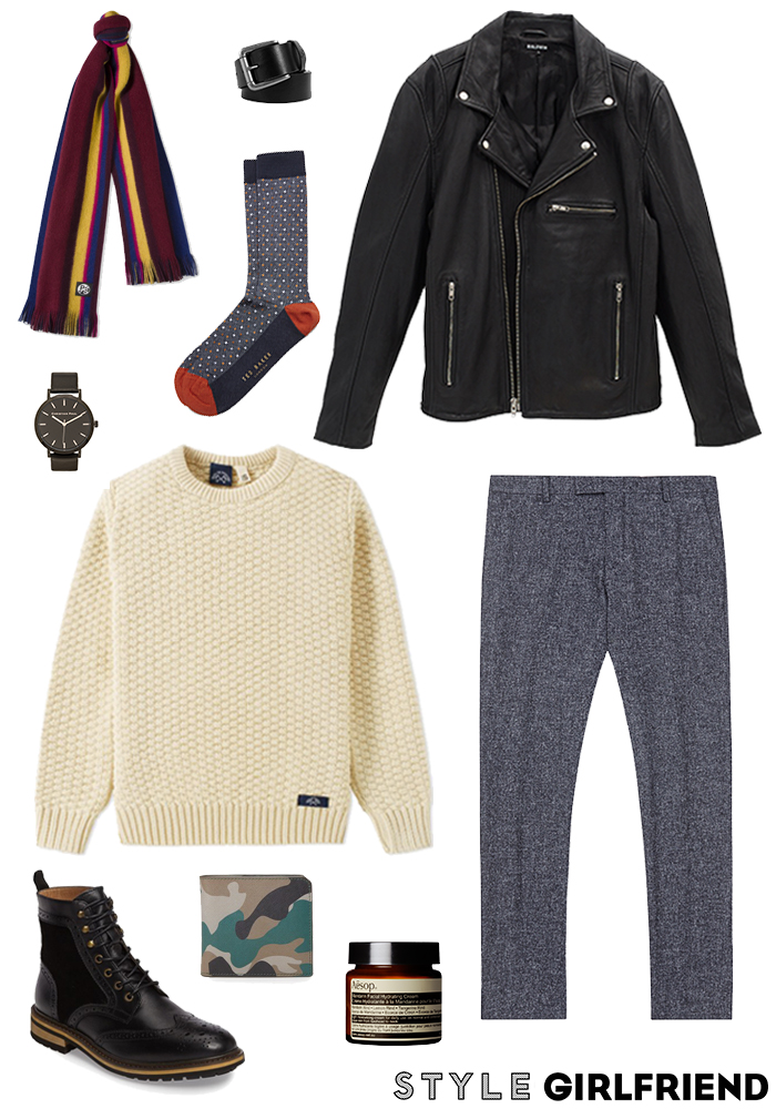 f326815fe65e Winter Date Night Outfit #4: Dressy Boots and Textures Galore