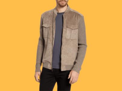 5 Days, 5 Ways: The Suede Jacket