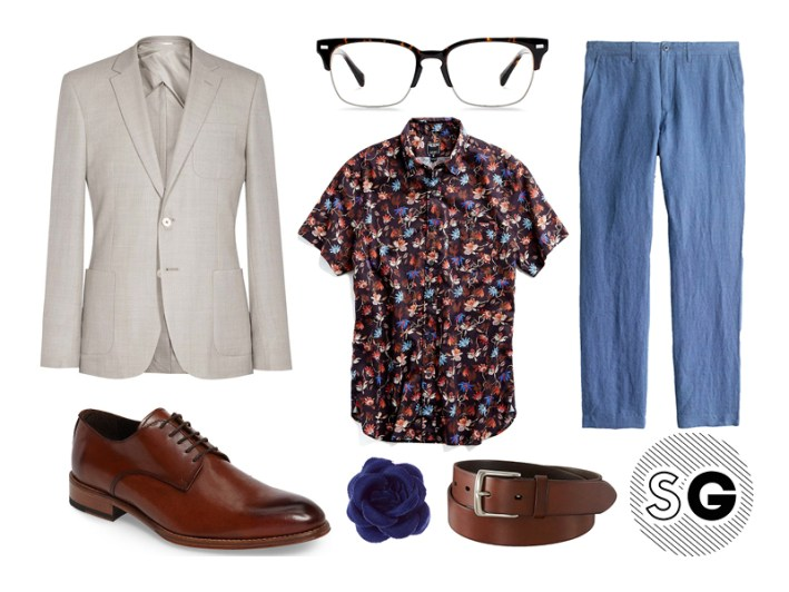 hook+ALBERT, silk shirt, todd snyder, to boot new york, j.crew, warby parker, uniqlo, reiss, summer office style