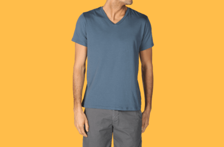 5 V-Neck T-Shirt Outfits for Guys