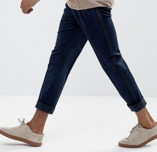 5 Days, 5 Ways: Striped Trousers