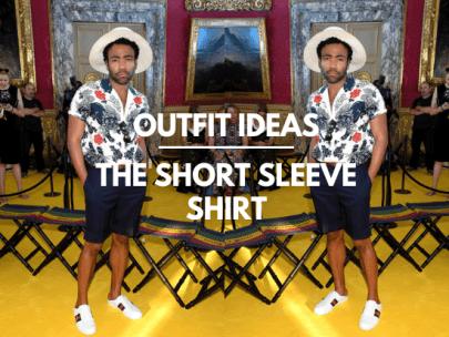 How to Wear a Short Sleeve Button up Shirt