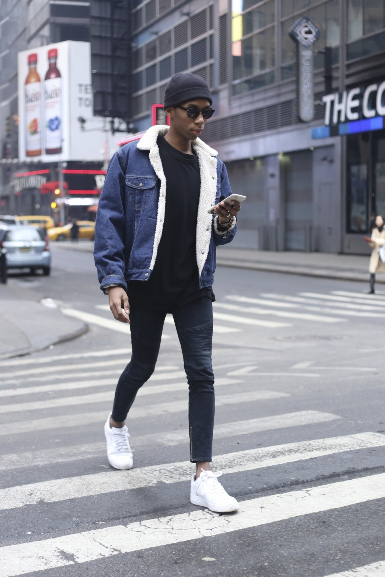 Stylish Denim Jacket Outfits For Guys Style Girlfriend