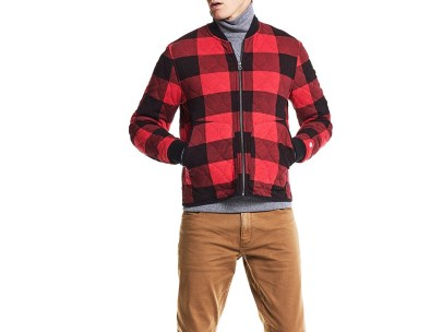 Cold Weather Style Pick: Men's Buffalo Plaid