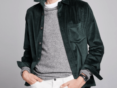 Ways to Wear a Shacket: 5 Outfit Ideas for Guys