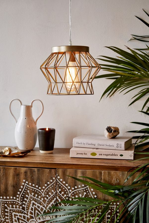 urban outfitters pendant light