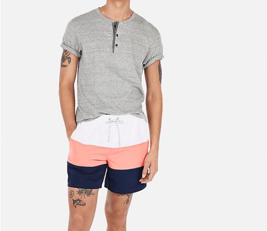 11b951d558 Shopping Roundup: 15 Swim Trunks for Summer | Style Girlfriend