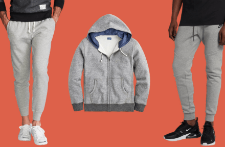 The 5 Best Sweatsuits for Men
