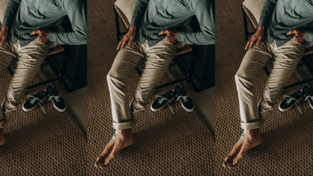 taylor stitch all day pants in bedford cord