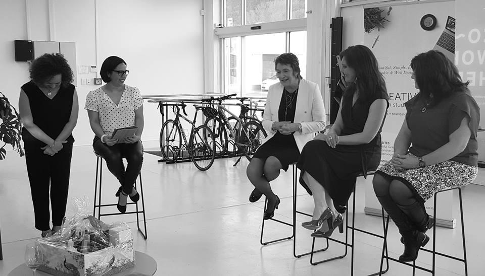 Creativa Women in Business event