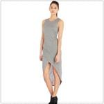 Warehouse Grey dress