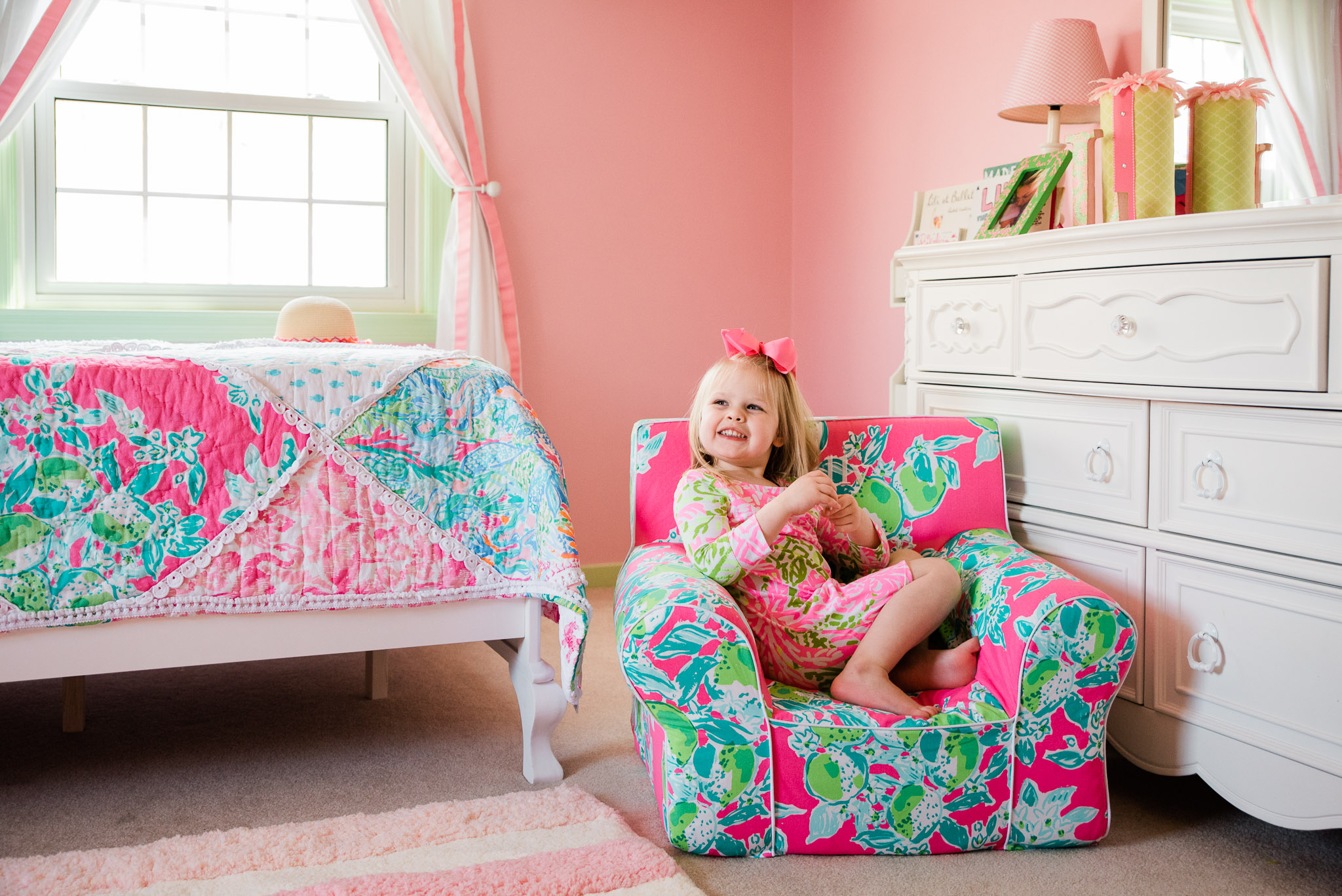 Lilly S Big Girl Room Reveal Style Her Strongstyle Her