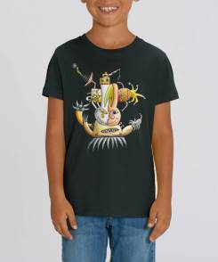 Uitvinding Zonder Betekenis Eco Kinder T-shirt (Muis kids)