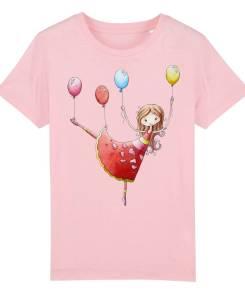 Boven En Beneden Kinder Eco T-shirt (Muis kids)