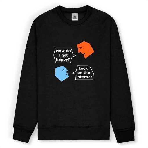 Talking Heads Unisex Sweatshirt
