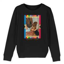 Ceesje Kinder Sweatshirt - 100 % Biologisch