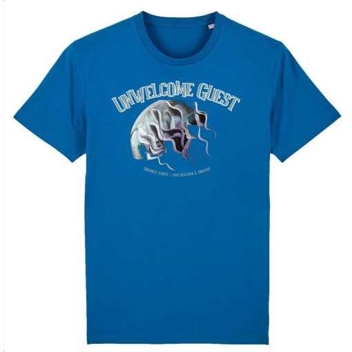 Unwelcome Guest Unisex T-Shirt - 100% Biologisch Katoen