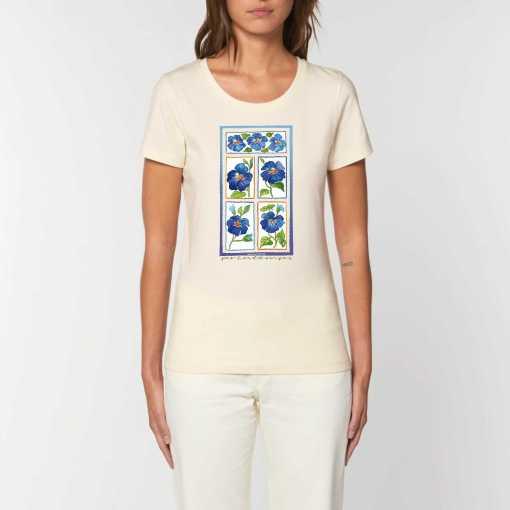 Printemps Dames T-shirt - 100% Biologisch Katoen
