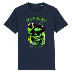 Wasp Dreams Unisex T-Shirt – 100% Biologisch Katoen