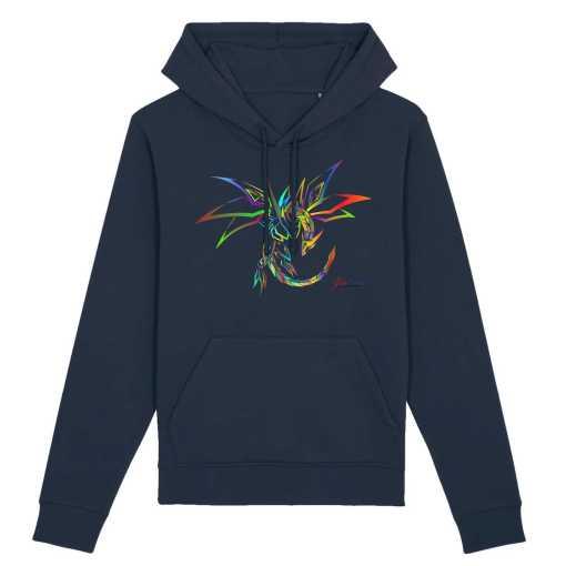 Style Dragon Unisex Organic Hoodie