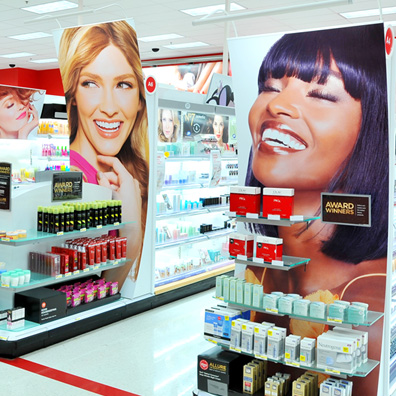 Target-beauty-shelves