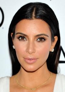 Kim Kardashian Eyebrows