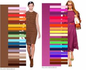 كيفية تنسيق الوان الملابس Stylelik