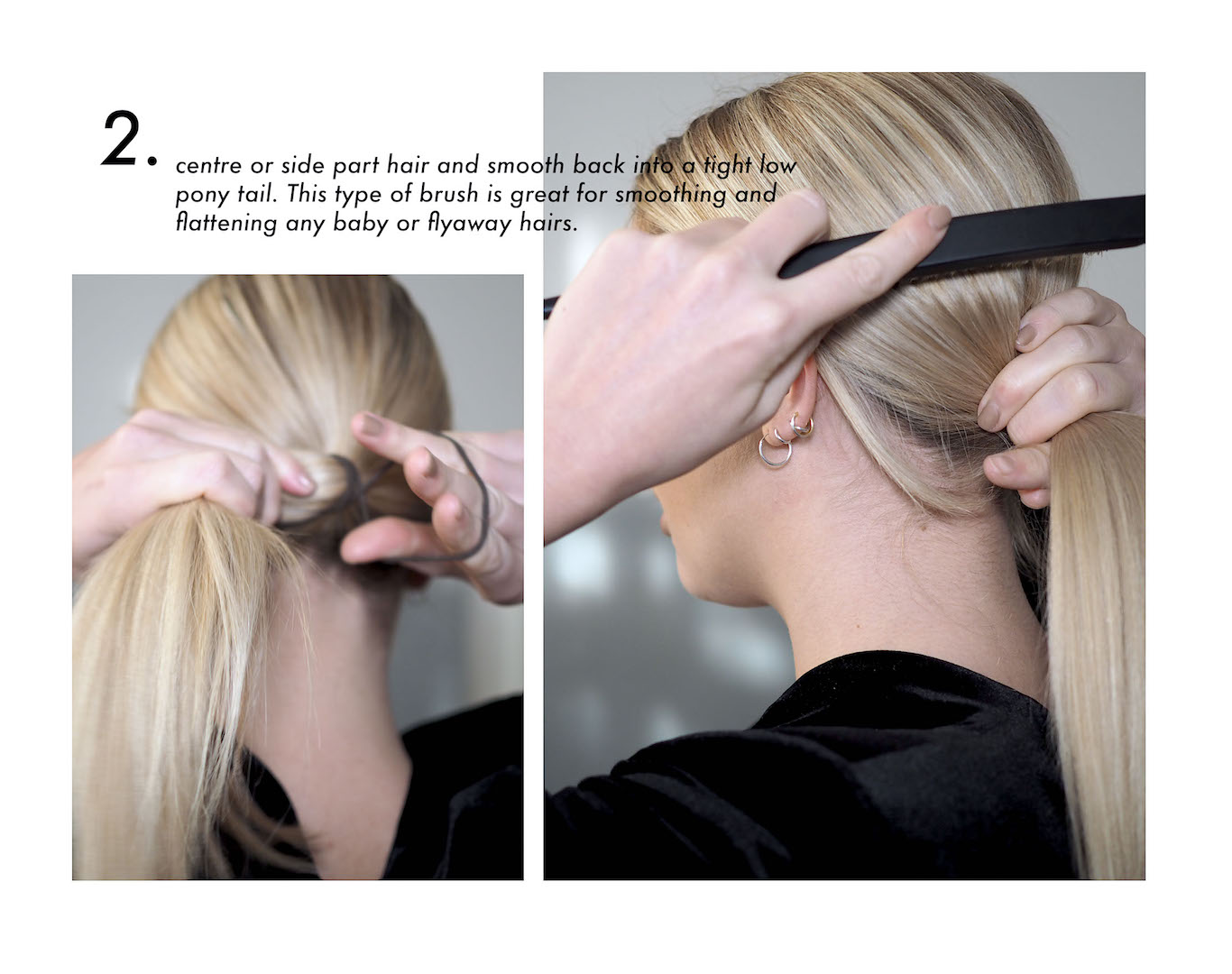 step-2-ghd-copper-get-the-look-sleek-chignon
