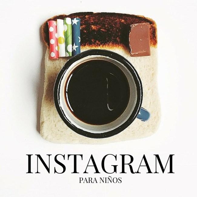 instagram para niños