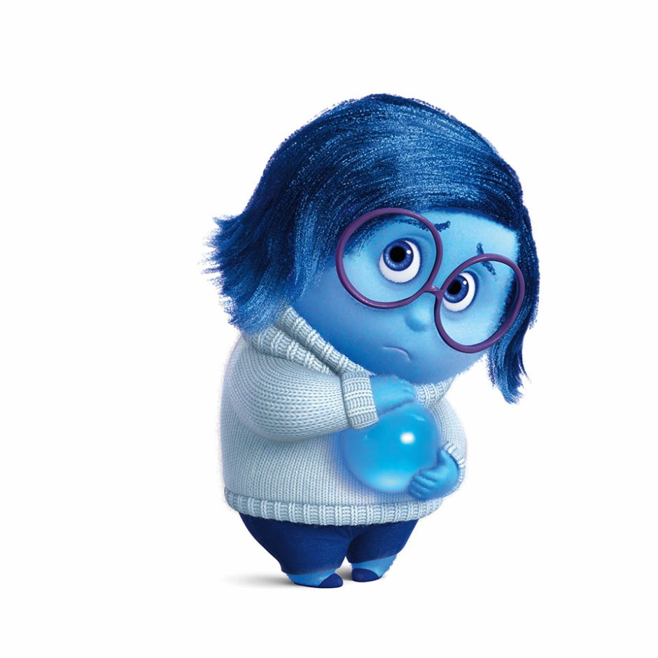 disfraz tristeza inside out