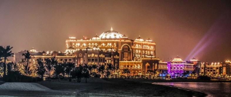 abu dabhi emirates palace