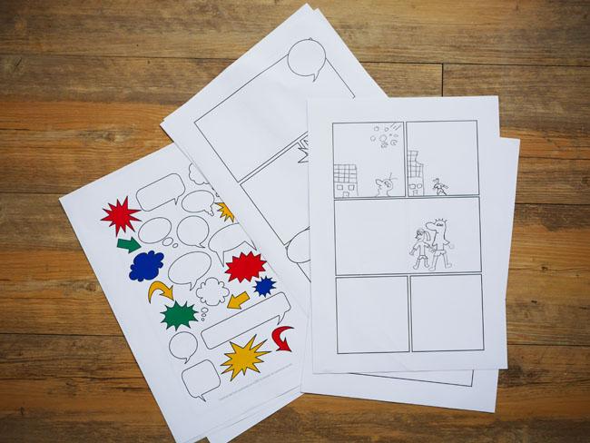 manualidades de papel fáciles