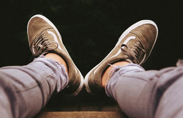 Fashion without socks