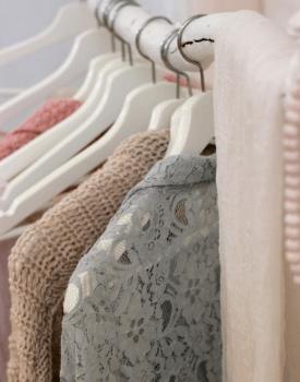 Wardrobe cluster