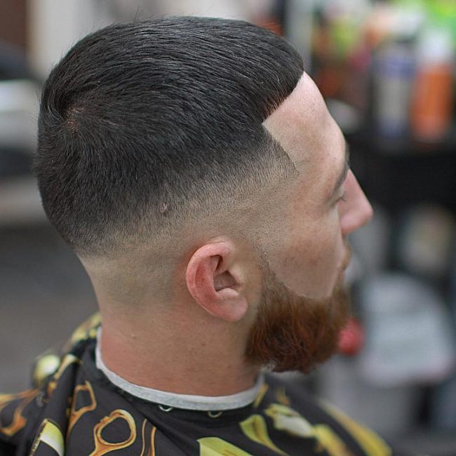 50 Sumptuous Tape Up Haircuts The Fade For Classy Gentlemen